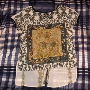Tops - Chain Reaction Top